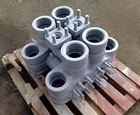 Гидравлическая часть насоса НБ-125 ИЖ (9МГр) НЦ-320 (9Т)