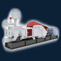 Запасные части (ЗИП) для насосных агрегатов АН-50 АН-125 ИЖ