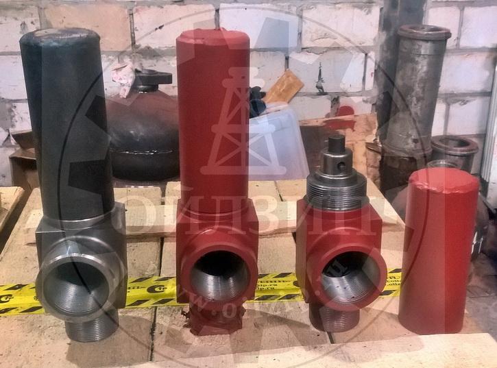 Клапан предохранительный АФНИ.306577.002 (ОФСП.306577.002)