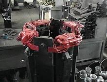Клиновой захват ПКР-560 (клиньевой захват ПКР-560)